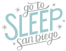 go to sleep logo